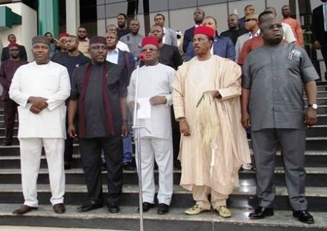 1 South-East Governors