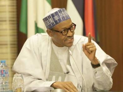 Buhari warning theives