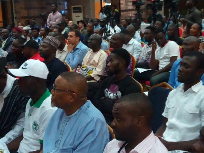 prof lumumba event