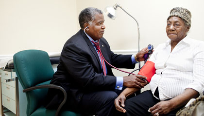 1 high blood pressure AMONG BLACK