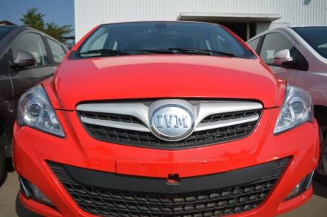 IVM-Fox Nigeria first car brand Innoson