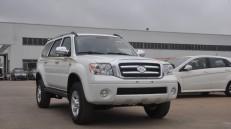 Nigeria first car brand Innoson 7