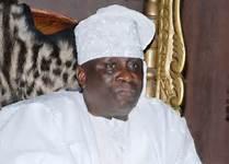 OBA AKIOLU OF LAGOS