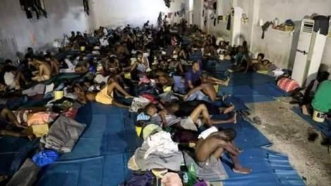 2 desperation and negligent of lives in libya
