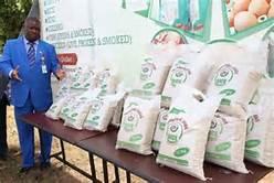 Bishop Oyedepo_s Landmark University Begins Rice Production11