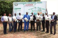 Bishop Oyedepo_s Landmark University Begins Rice Production22