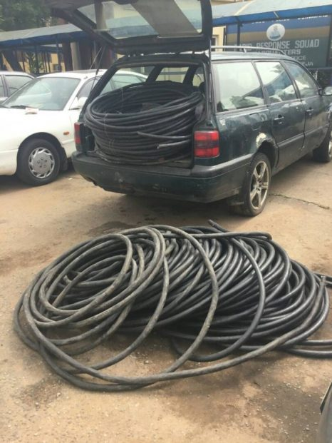 Cable thieves in Lagos4