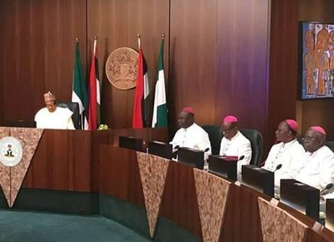 buhari and bishops