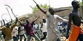 Fulaniherdsmen on rampage