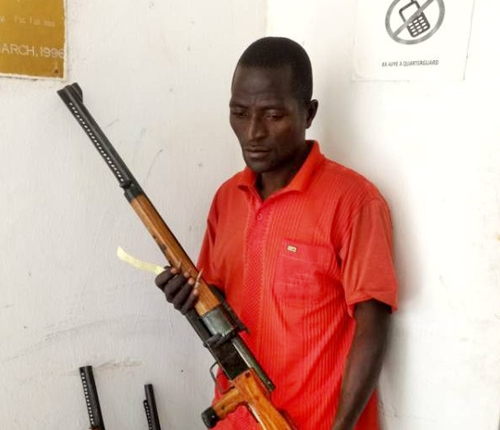 Herdsmen-Killings-See-The-Face-Of-Man-Caught-While-Transporting-Arms-From-Jigawa-To-Benue-Photos