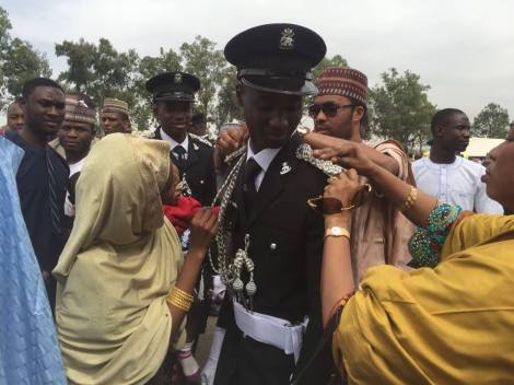 Kano Royal Prince, Emir_s Son Becomes A Police Officer