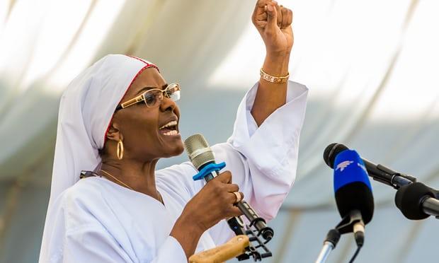 Mugabe wife