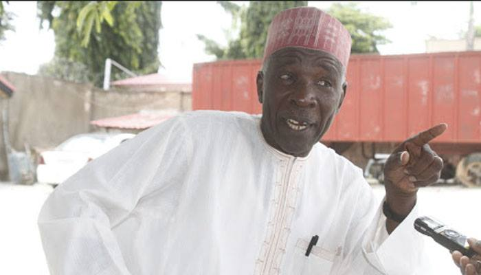 Buba Galadima, R-APC Chairman Involved In Road Accident