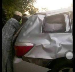 Buba Galadima, R-APC Chairman Involved In Road Accident5