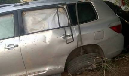 Buba Galadima, R-APC Chairman Involved In Road Accident8