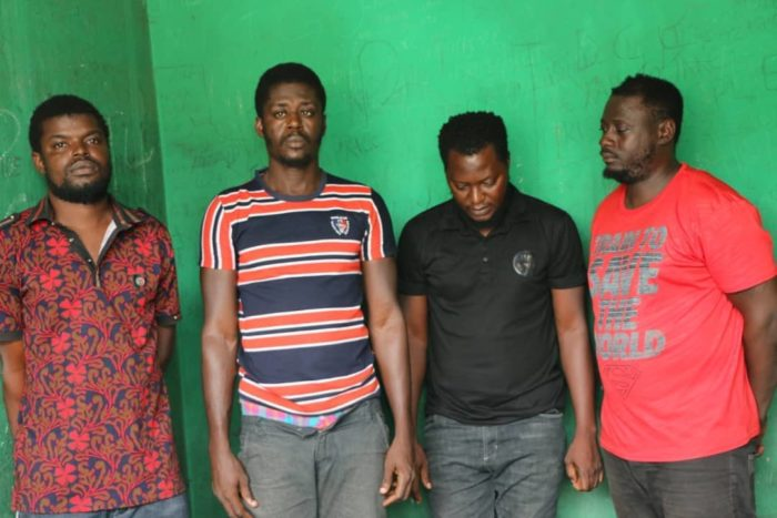 Police sack four SARS operatives for robbery, kidnapping